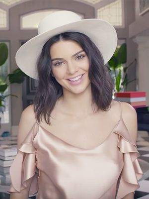 Watch Kendall Jenner Give a Tour of Her Childhood Home