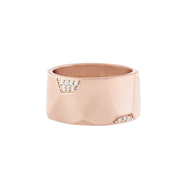 Kendra Scott Marnie Ring in Rose Gold