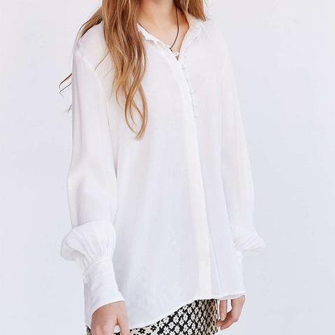 Marcia Button-Down Shirt