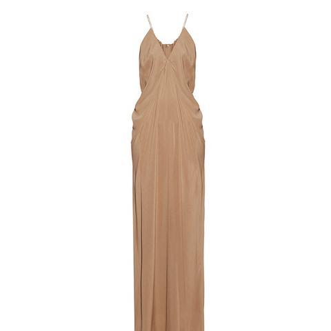 Gigi Silk Maxi Dress