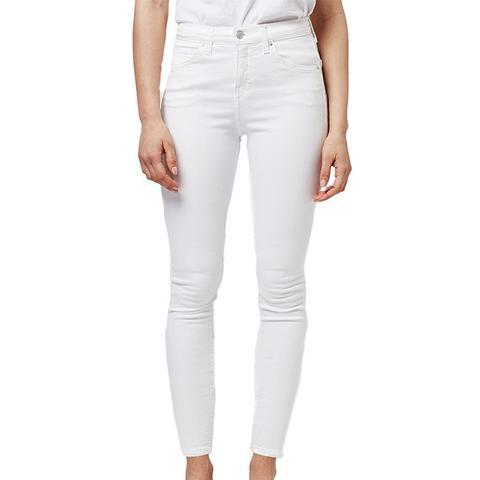 Jamie High Waist Skinny Jeans