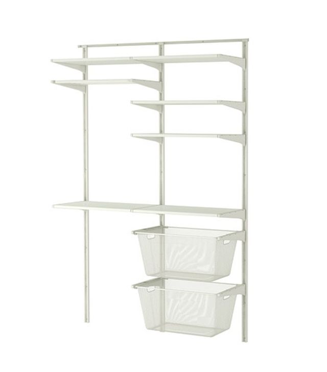 IKEA Algot Wall Upright Shelves Rack