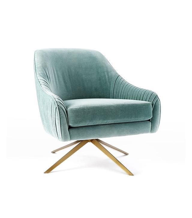 West Elm Roar + Rabbit Swivel Chair