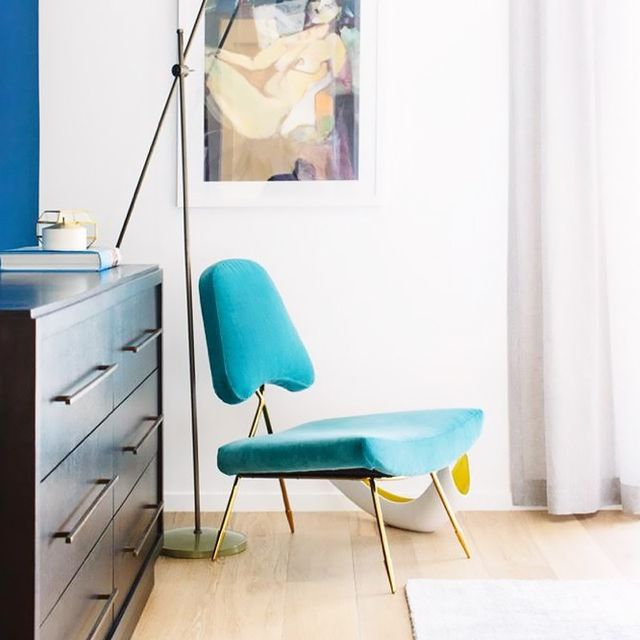 These Are the Lounge Chairs Interior Designers Are Buying