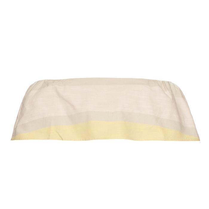 Mara Hoffman Striped Organic-Cotton Crop Top