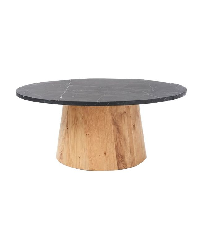 West Elm Commune Marble-Topped Table