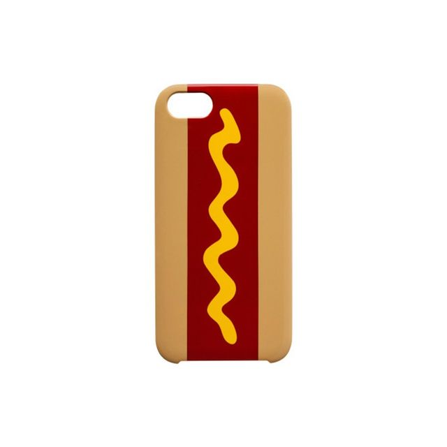 Jack Spade Hot Dog Iphone 5 Hard Case