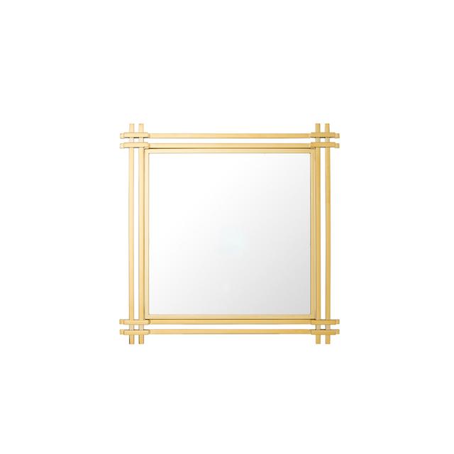 James Said Convento Square Gold Mirror