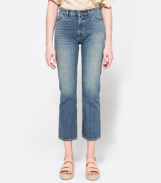 Simon Miller Wikoff Straight Jeans
