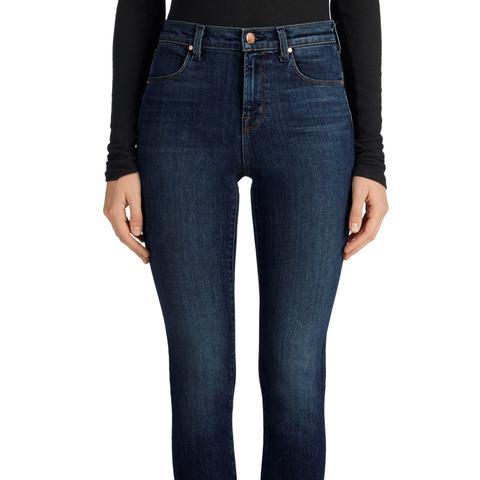 Maria High-Rise Skinny Jean