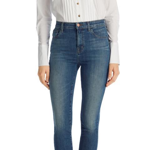 Carolina Super High-Rise Skinny Jean