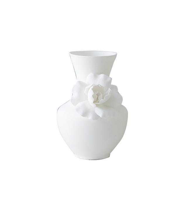 Porcelain Peony Vase