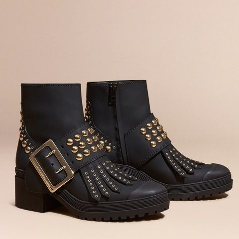 The Buckle Boot