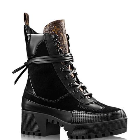 Laureate Platform Desert Boot