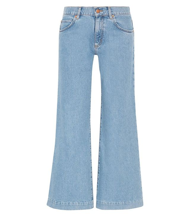 M.i.h. Jeans Topanga Wide-Leg Jeans