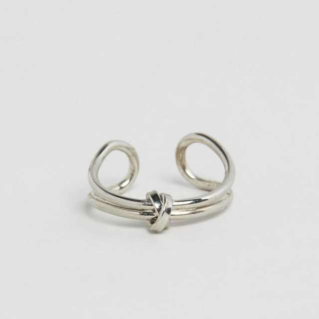 ASOS Knot Toe Ring