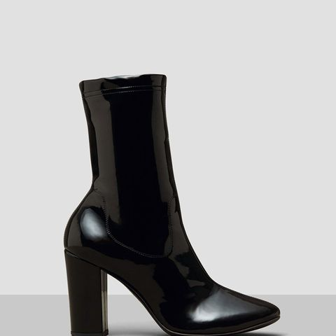 Krystal Patent Leather Boots