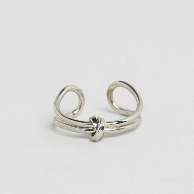 Asos Knot Toe Ring