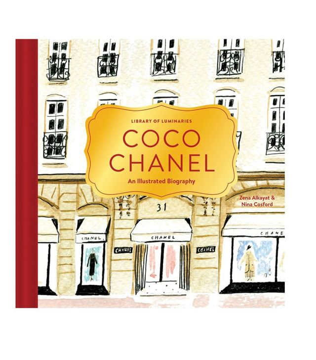 Coco Chanel: An Illustrated Biography