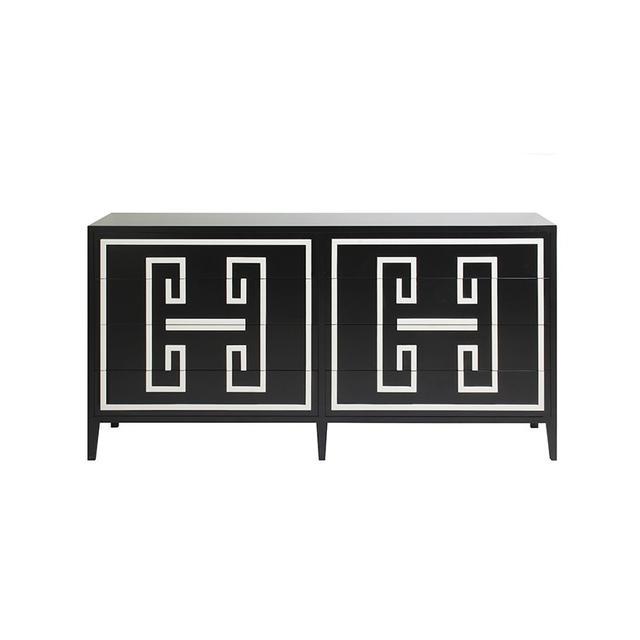 Hudson by Greg Natale Black Dresser