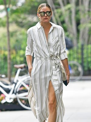 Olivia Palermo Wore the Sneakers Taking Over NYC