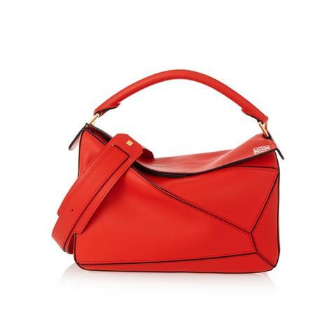 Puzzle Shoulder Bag