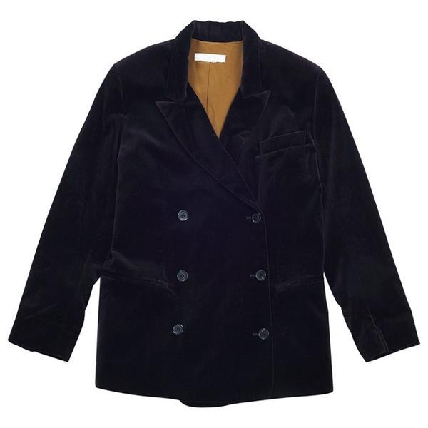 Chloé Vintage Purple Jacket