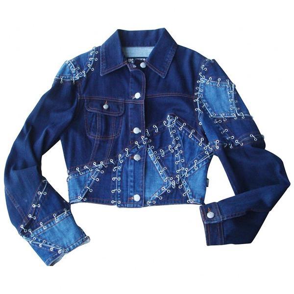 Jean Paul Gaultier Vintage Jean Jacket