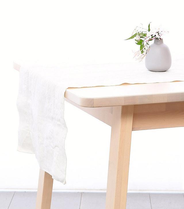 Rough Linen Orkney Table Runner