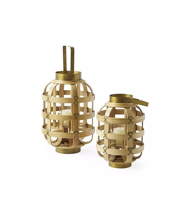 Serena & Lily Rutherford Bamboo Lanterns