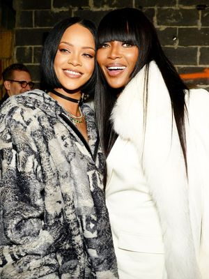 Rihanna Wrote the Sweetest Note for Naomi Campbell