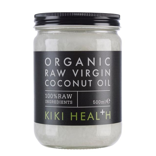 Kiki Health Organic Raw Virgin Coconut Oil