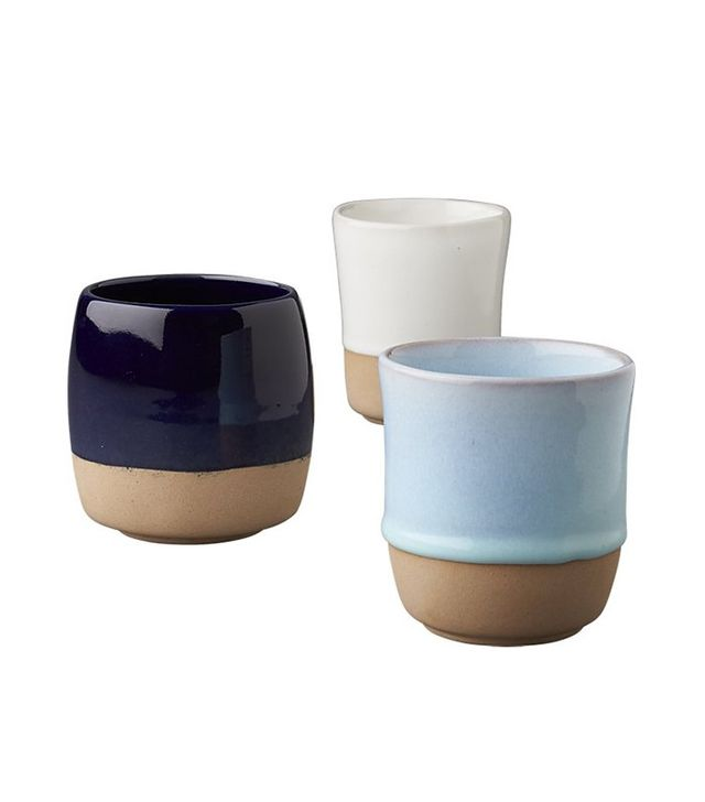 CB2 Saic Yunomi Teacups