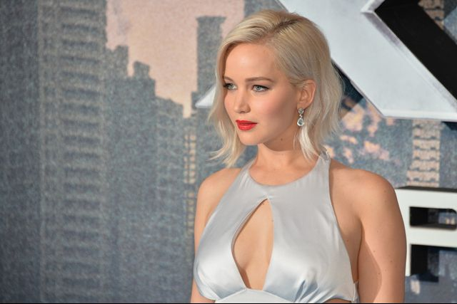 Jennifer Lawrence X-Men Premiere 2016