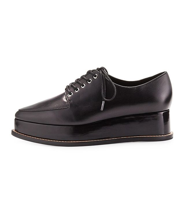 Opening Ceremony Eleanora Lace-Up Platform Oxfords