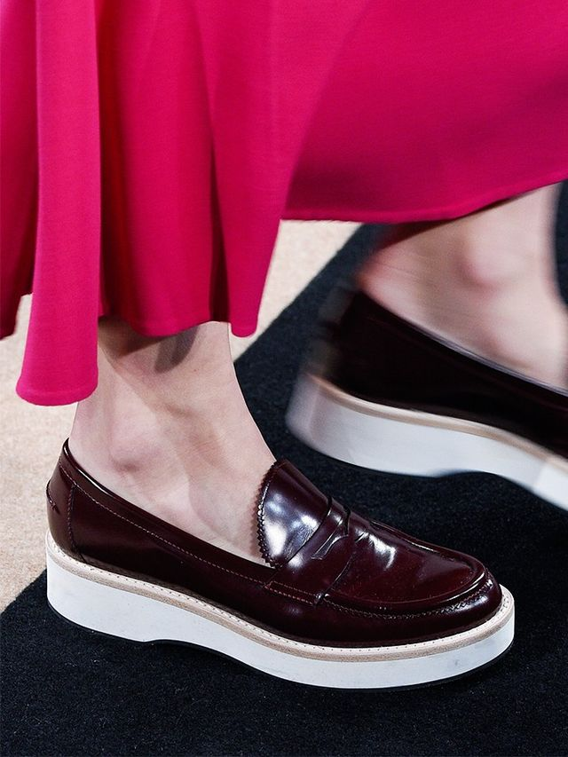 Derek Lam F/W 16 shoes