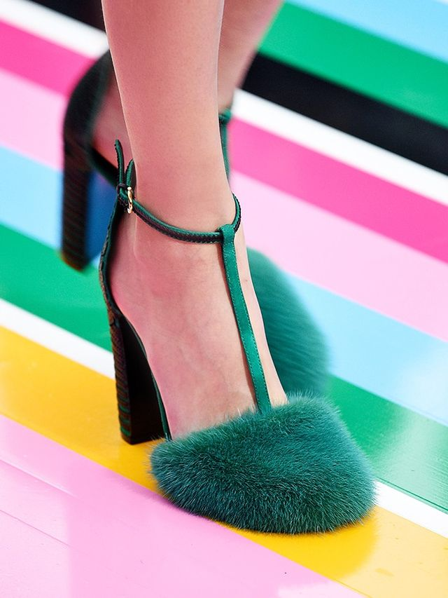 Salvatore Ferragamo F/W 16 shoes