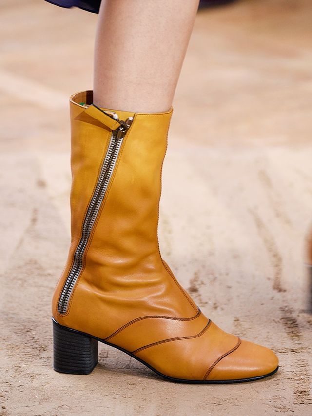 Chloé F/W 16 shoes