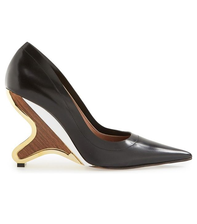Marni Pointy Toe Pumps