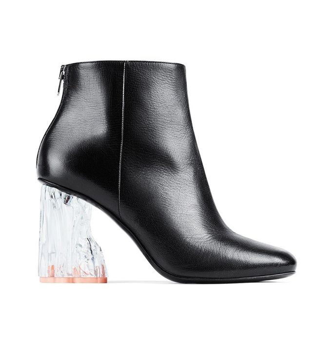 Acne Studios Ora Glass Boots