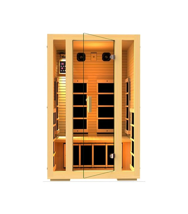 JNH Lifestyles Two Person Carbon FAR Infrared Sauna