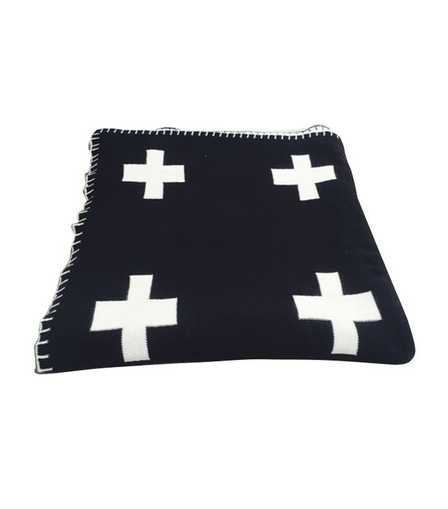 Scout Design Studio Swiss Cross Blanket
