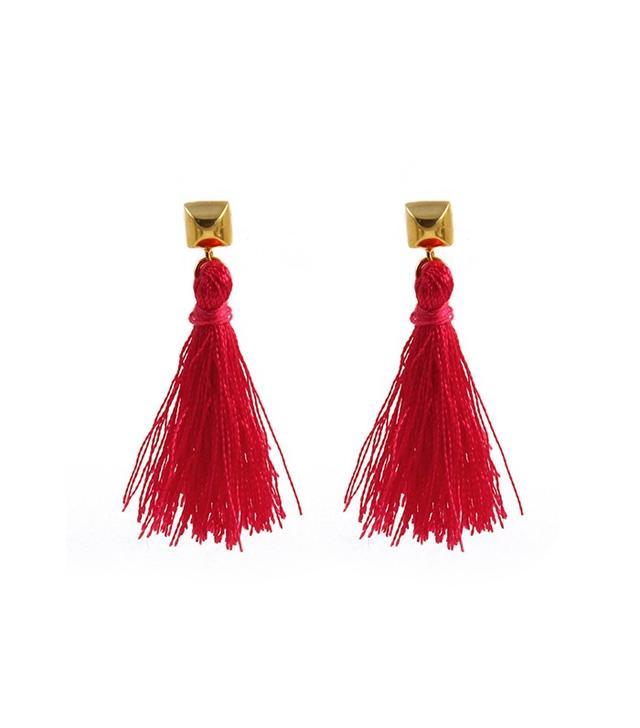 Flaca Jewelry Tassel Earrings