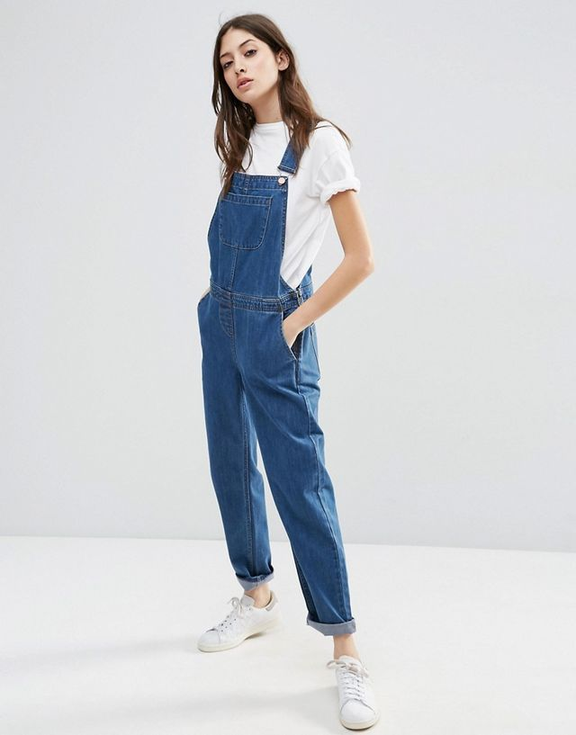 ASOS Denim Dungaree