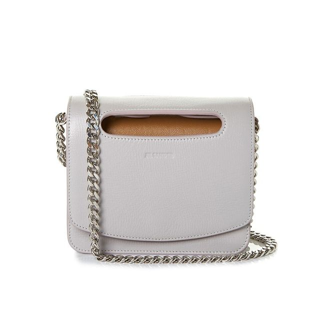 Jil Sander Chain-Strap Bag