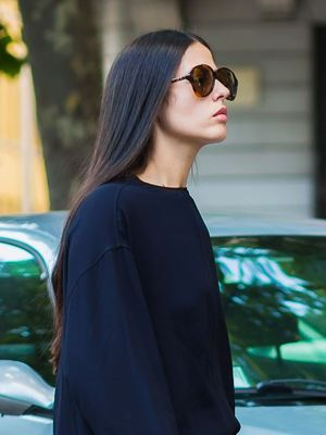 The Unexpected Street Style Accessory We Never Thought We'd See