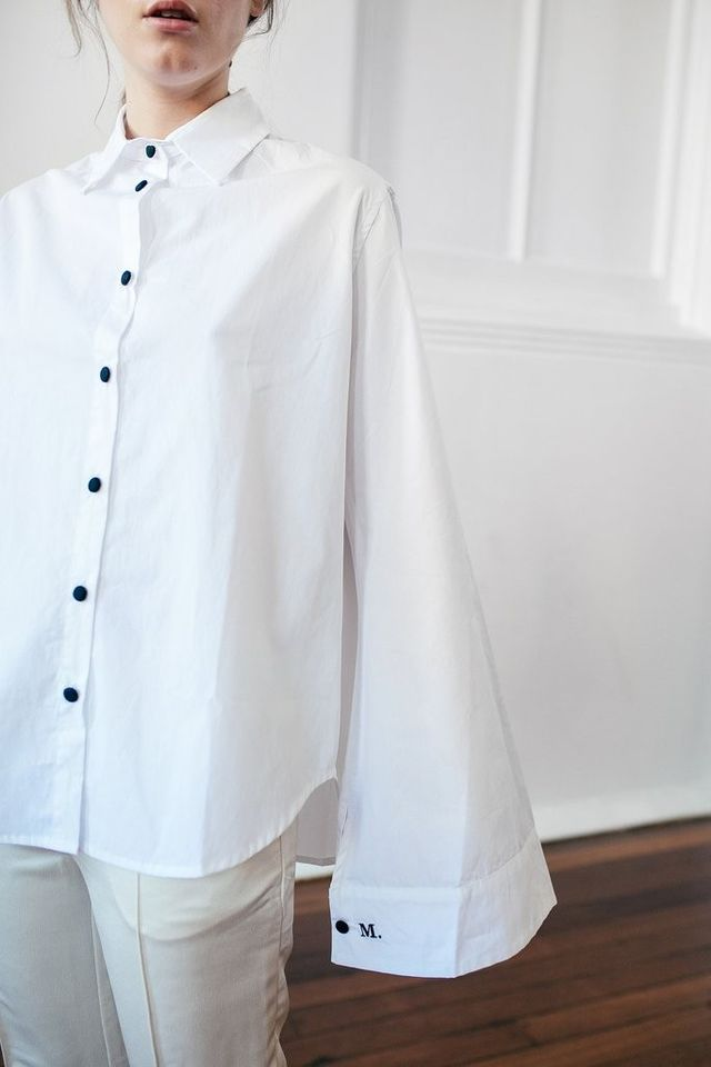 Nice Martin Victoria Shirt