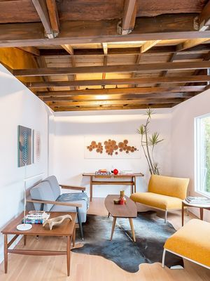 Inside a Chic California Bungalow With a Boho Vibe