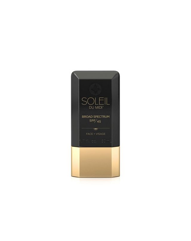 Soleil Toujours Face Sunscreen SPF 45