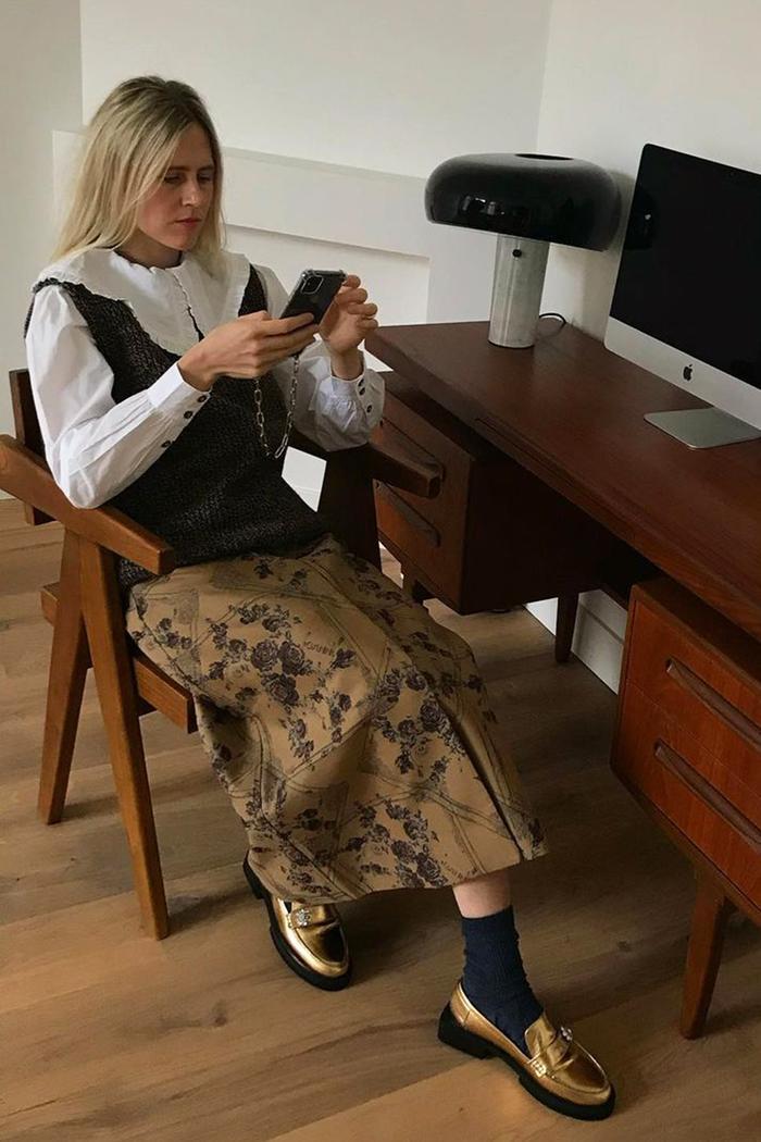 Best loafers: Linda Tol